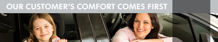 Customer Comfort