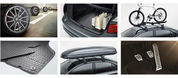 Find accessories for your Volkswagen.