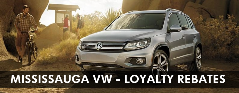 Volkswagen Loyalty Rebates