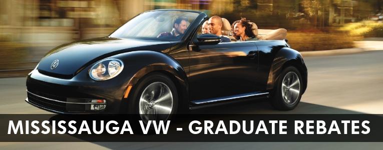 Volkswagen Graduate Rebate