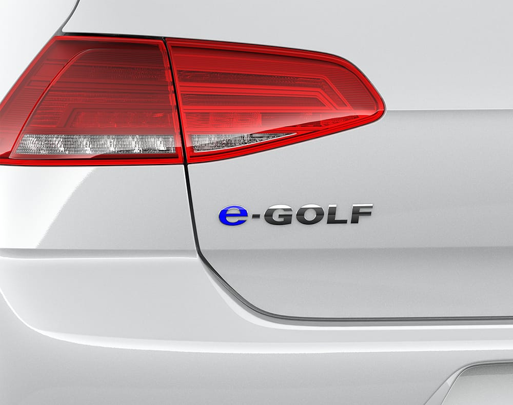 2017 Volkswagen VW e-Golf electric Golf in Mississauga, Toronto, and the GTA