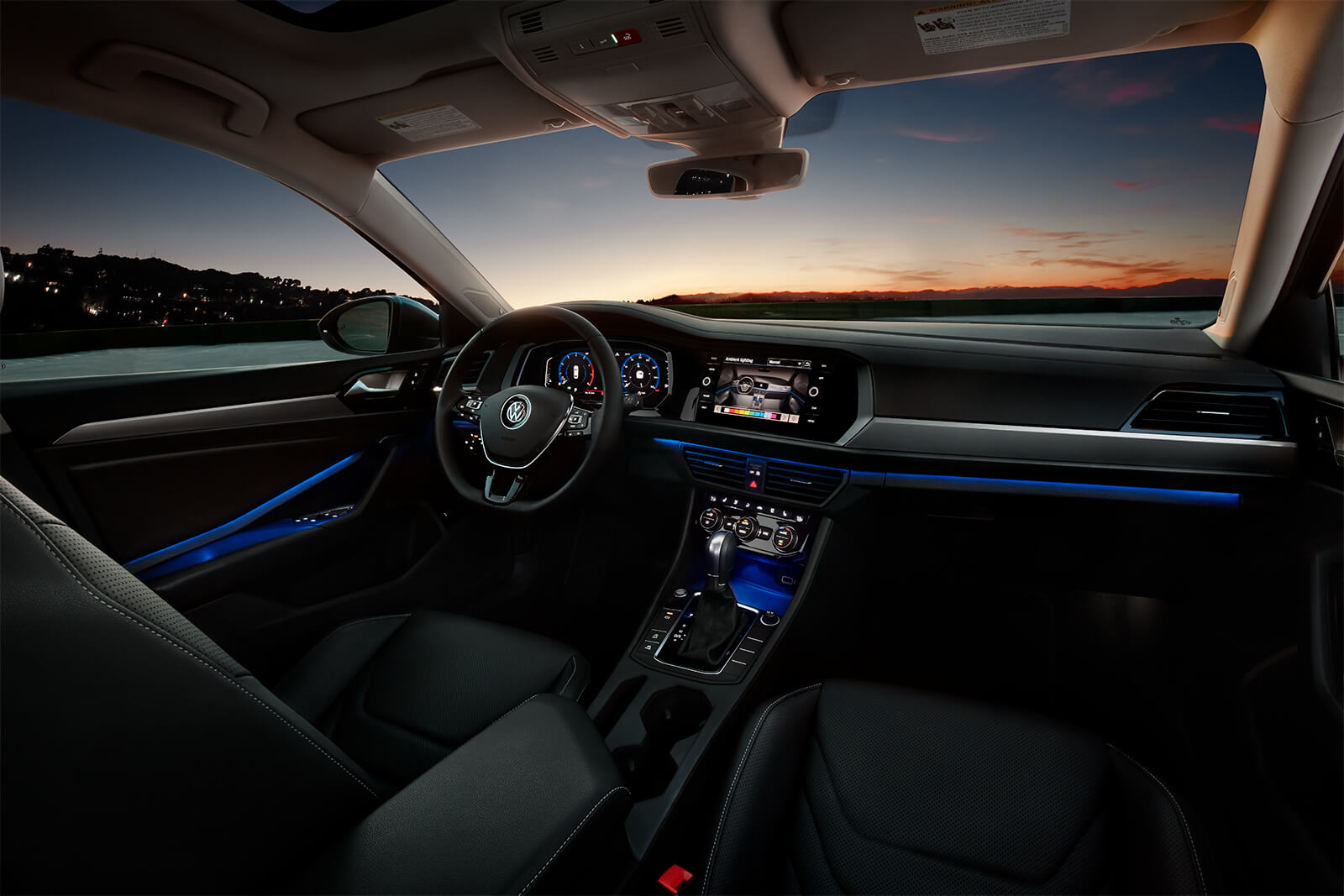 2019 Volkswagen Jetta Interior at Mississauga Volkswagen in Mississauga and Toronto