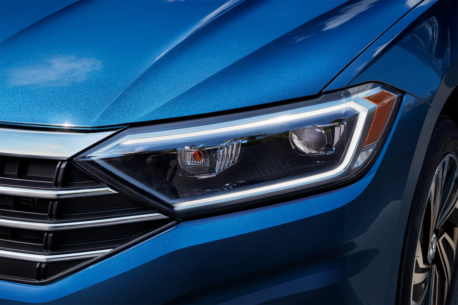 2019 Volkswagen Jetta Exterior at Mississauga Volkswagen in Mississauga and Toronto