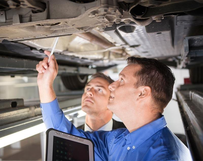 Direct shift transmission service